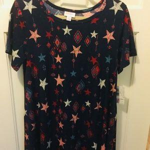 Stars and stripes ready LuLaRoe Carly 🇺🇸🇺🇸